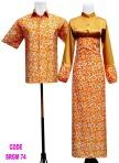 sarimbit batik gamis